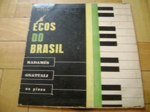 Blog de bandasdorockgauchoforever :bandas do rock gaúcho forever, Mini-LP de Radamés Gnatalli