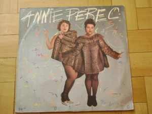 Blog de bandasdorockgauchoforever :bandas do rock gaúcho forever, LP da Annie Perec
